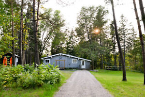 Modern Muskoka Cottage for Rent - Sleeps 12, Walk to Beach