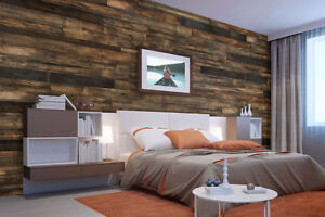 As-Is Wood Panelling - Spice up that feature wall!