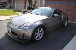 2003 Nissan 350z Coupe with Touring Package+ Brembo