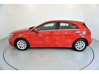 2014 RED MERCEDES A180 1.6 BLUEEFFIENCY SE PETROL HATCH CAR FINANCE FR £209 PCM