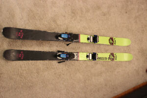 Twin tips Park Line Skis 143 cm