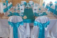 Satin Chair Covers (130)
