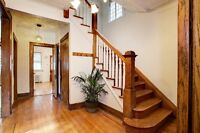 Open House / Visite Libre -- NDG cottage in the Monkland Village
