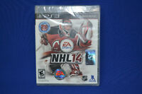 PS3 EA Sports blu-ray NHL 14, New, Shrink Wrap intact.