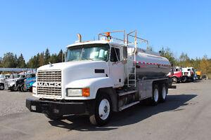 2002 Mack Water Truck - # CONS-3