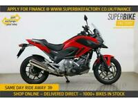 2013 13 HONDA NC700 XD-C - PART EX YOUR BIKE