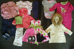 Girl's 6-12 Months Clothing