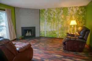 2-bedroom in Mt. Pleasant avail 01 Mar.