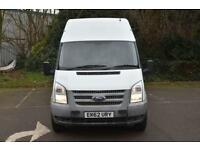 2.2 T350 5D 124 BHP LWB HIGH ROOF DIESEL MANUAL PANEL VAN 2012