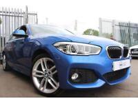 2016 16 BMW 1 SERIES 1.5 118I M SPORT 5D 134 BHP