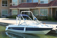 Bayliner 195 Bow Rider with Moorage!