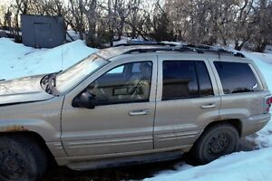 1999 Jeep Grand Cherokee Sport Limited, 1300$ Trades Negotiable