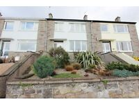 Joppa- 3 bed terraced house with exceptional sea views,