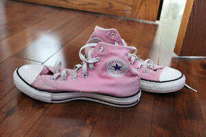 Size 3 Converse High Tops