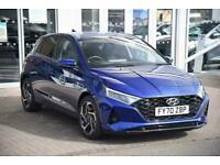 2020 Hyundai i20 1.0T GDi 48V MHD Premium 5dr Hatchback Petrol Manual