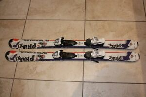 Ski alpin Rossignol  Junior  120 cm.