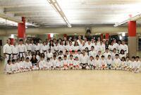 YMCA-West island, Japan Karate Association