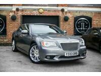 2013 Chrysler 300C 3.0 CRD EXECUTIVE 4d AUTO 236 BHP Saloon Diesel Automatic