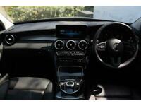 2019 Mercedes-Benz C Class C200d SE 4dr Auto Saloon Diesel Automatic
