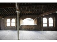 Industrial location for filming and photoshoot (Southwark