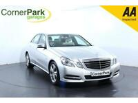 2011 MERCEDES E-CLASS E350 CDI BLUEEFFICIENCY AVANTGARDE SALOON DIESEL