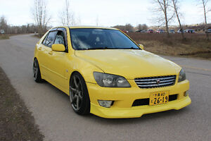 Toyota Altezza For Sale or Trade for 240sx or S15 JDM