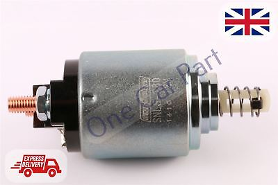 NEW BOSCH STARTER MOTOR SOLENOID For M10 CASE FIAT SAME 12V CARGO-130301