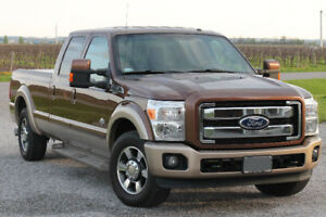 2011 F350 Super Duty King Ranch