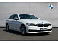 2017 BMW 5 SERIES DIESEL SALOON 520d xDrive SE 4dr Auto Saloon Diesel Automatic