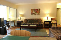 TWO BEDROOM FURNISHED APARTMENT - Amazing Value