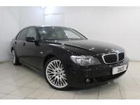 2006 55 BMW 7 SERIES 4.8 750I SPORT 4DR AUTOMATIC 363 BHP