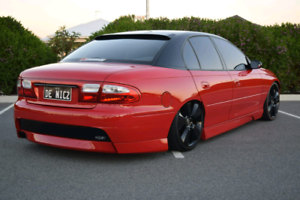 Cammed Holden Commodore VX SS