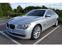 2010 10 BMW 7 SERIES 3.0 730D SE 4DR AUTO 242 BHP DIESEL