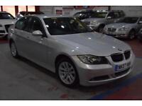 2007 07 BMW 3 SERIES 2.0 318I SE 4D 128 BHP