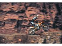 KTM 450 EXC-F - 2022 - TAKING ORDERS NOW!
