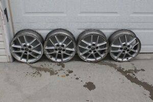 "17""  Rims  114.3 x 5 bolt pattern"