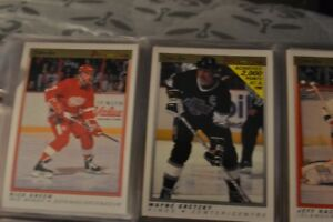 "1991 O-Pee-Chee  ""Premier"" Hockey Cards"