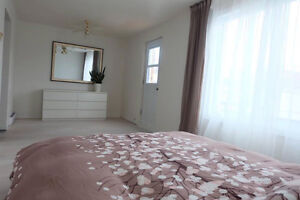 VALLEYFIELD, tres grand chambre avec balcon, tous inclus