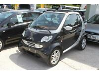 Smart City Cabriolet SMARTandPASSION SOFTOUCH - Lovely City Car - Drives Perfect