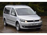 1.6 C20 LIFE TDI 5D 101 BHP AIR CON DISABLED ACCESS DIESEL PANEL MANUAL VAN 2012