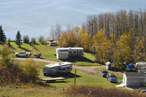 Seasonal Camping / RV site / yearly RV sites Strathcona County Edmonton Area image 2