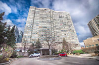 Amazing Location To Own This Great Tridel 1 Bed + 1 Den Apt