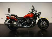 2009 59 SUZUKI VZ 800 ORANGE/BLACK, VERY NICE BIKE!