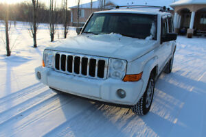 2010 Jeep Commander Sport 4x4 SUV, Crossover