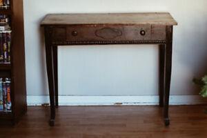 Antique table/desk