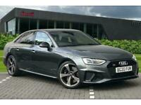 2020 Audi A4 Black Edition TDI 347 PS tiptronic Saloon Diesel Automatic