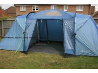 Tent - Outwell six man tent