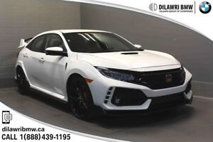 2018 Honda Civic Hatchback Type R 6MT