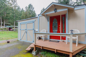 141-2500 Florence Lake Road- Renovated with Large Private Deck!