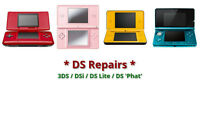 Nintendo 3DS/DSi/DS Repairs - Screens, Buttons, Card Slots